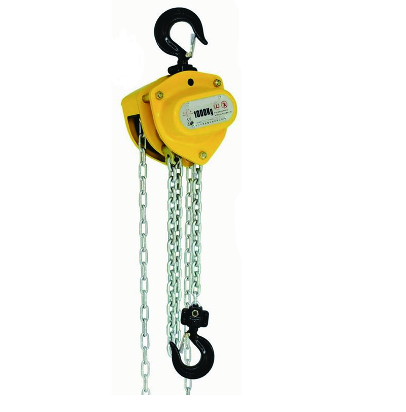 HSZ-C Type chain hoist